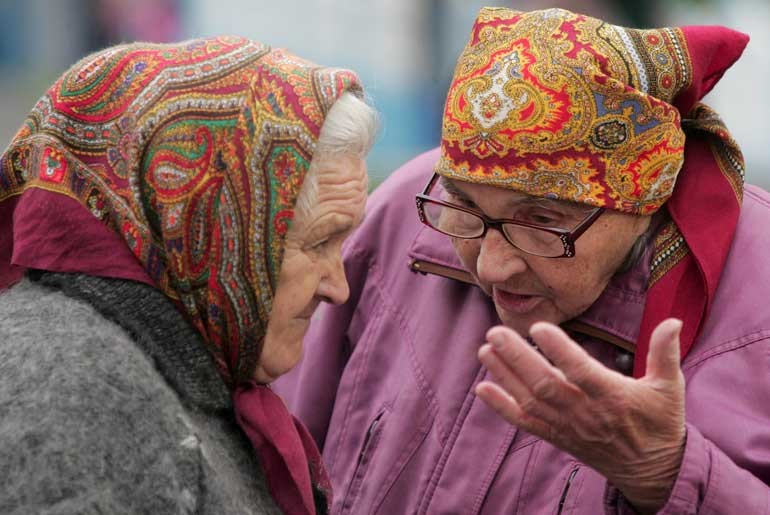 Очевидно, что целей сохранения лояльности основного электората мягким вариантом повышения пенсионного возраста власти удалось добиться.  Photo.ByMedia.Net (photo: )