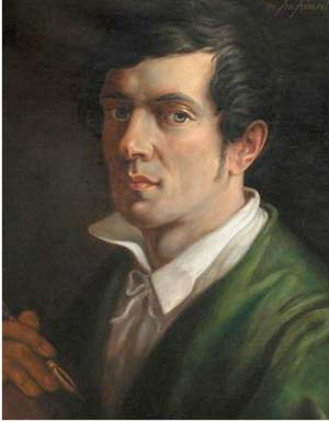 Валентий Вильгельм Ванькович – один из немногих белорусских художников XIX  века, оставивший след не только в культуре своего Отечества, но и получивший известность далеко за ее пределами.