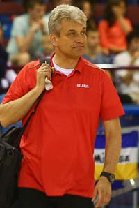 У руля команды снова стоит Анатолий Буяльский, под руководством которого наши баскетболистки в 2007 г. впервые в своей истории попали на пьедестал почета ЧЕ.