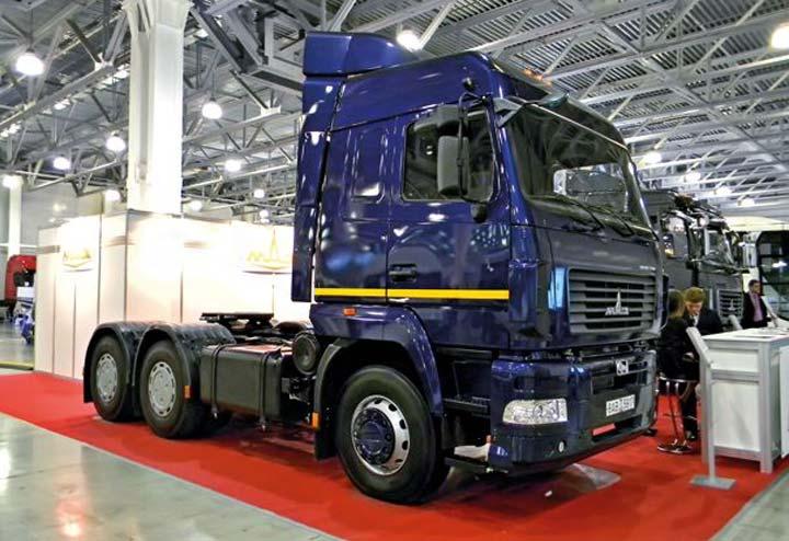 На грузовики все еще не появился инвестиционный спрос и, судя по  темпам падения, о восстановлении рынка говорить рано.