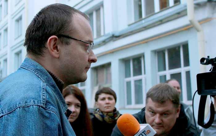 Алесь МИХАЛЕВИЧ: я хотел вернуться в Беларусь, хотел увидеть мою семью и детей не на две секунды.