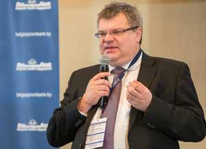 Виктора Бабарико в кулуарах конференции называли «самым продвинутым банкиром постсоветского пространства»