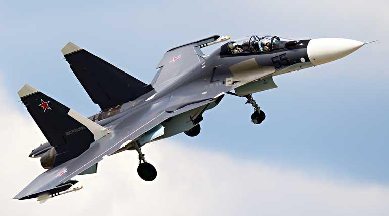 Главная ценность Су-30СМ заключается в его многофункциональности, с одинаковой эффективностью он может поражать воздушные цели, наносить удары по наземным и надводным объектам.