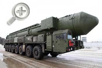 На многоосных транспортерах МЗКТ размещены все подвижные грунтовые ракетные комплексы ракетных войск стратегического назначения России, в том числе и «Тополь-М».