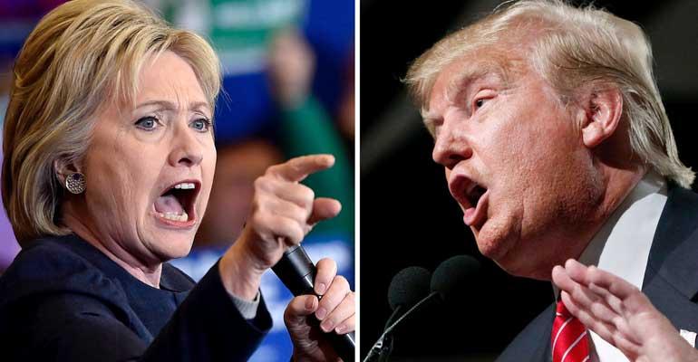 По причине «избирательности» большинства СМИ нынешней предвыборной гонкой в Америке заправляют вроде как два персонажа: Хилари Клинтон от демократов и Дональд Трамп от республиканцев.