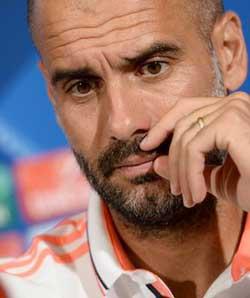 У Хосепа Гвардиолы есть шанс на позитивной ноте попрощаться с Бундеслигой.