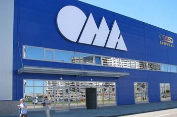 Инвесторами торговой сети ОМА выступают финская и литовская компании, владеющие аналогичным бизнесом в Литве и Финляндии.