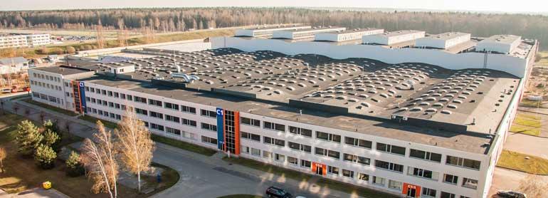 Сейчас на базе РАФа создан индустриальный парк, в развитие которого NP Properties инвестировала около 10 млн. евро.