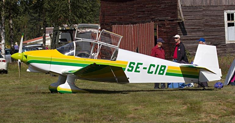 4 июля 2012 года именно такой самолет нарушил воздушное пространство Беларуси и долетел до Минска.