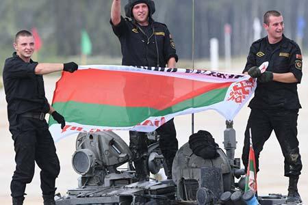 Белорусская команда заняла четвертое место