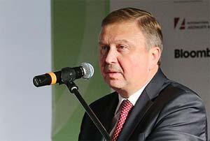 Андрей КОБЯКОВ: на фоне обострения борьбы за привлечение капитала, Беларусь переходит на новый уровень взаимодействия с международными финансовыми институтами.  Фото government.bу