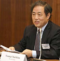 Ян Чул Ким: хорошая позиция в рейтинге «Ведение бизнеса» положительно влияет на интерес инвесторов.