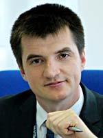 Петр Андрусевич, начальник Управления малого и микробизнеса МТБанка