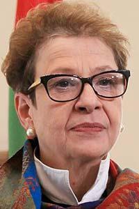 Андреа Викторин: у нас задача — добиться консенсуса по поводу реформ в Беларуси.