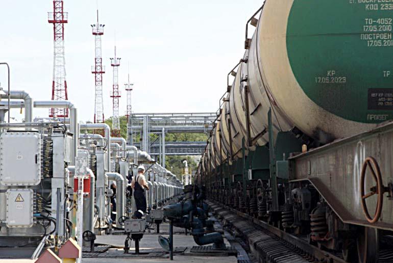 Российская нефть в обмен на белорусский бензин — Белрынок