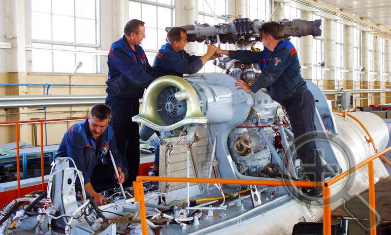 ОАО «558 АРЗ» производит капитальный ремонт и модернизацию самолетов типов Су-30, Су-27, Су-25, Су-22, МиГ-29, Ан-2, Л-39 и вертолетов типов Ми-8 (Ми-17), Ми-24 (Ми-35).  Фото 558arp.by