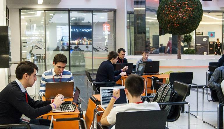 Технологическое предпринимательство — создание нового бизнеса, в основу устойчивого конкурентного преимущества которого положена инновационная высокотехнологичная (наукоёмкая) идея.  Фото includevmk.tumblr.com