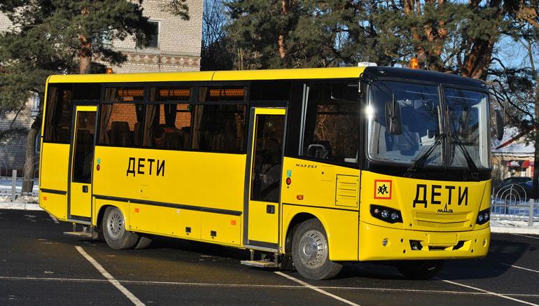 Новый спецавтобус оказался выносливее, мощнее и проворнее серийных «собратьев».