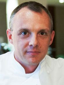 Франсуа КАНТЕН: во Франции кухня составляет большую часть повседневной жизни.