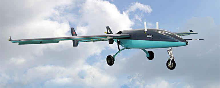 Беспилотный авиационный комплекс (БАК) «Кондор-2», оснащенный радиотехнической аппаратурой «Вега-Р». Фото http://www.558arp.by/