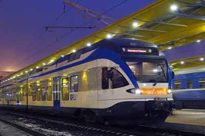 С10декабря будет действовать новый график движения поездов