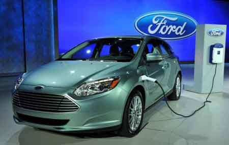 Форд инвестирует $11 млрд вэлектромобили